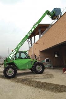 Telehandlers & Forklifts